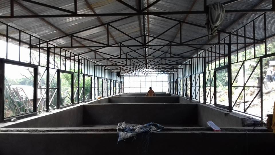Rebuilding Naya Sanghu, November 2016